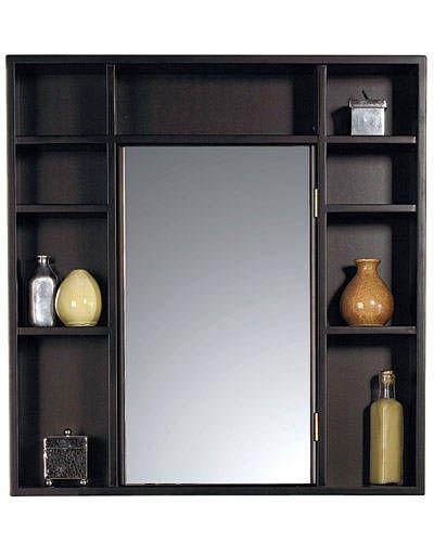 Our Favorite Medicine Cabinets  Open shelves Medicine