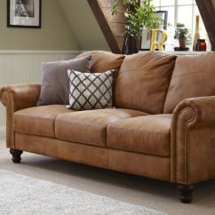 Lucas Beige Orange Leather Sofa Set Clic Clac Beds With Storage Tan Dfs House Ideas Pinterest