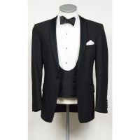 Shawl collar dinner suit made to measure | suits ...