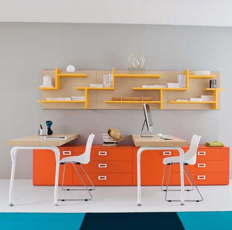 Orange And Yellow Living Room Ideas