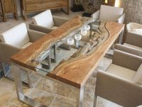 Best 25+ Glass dining table ideas on Pinterest | Wood ...