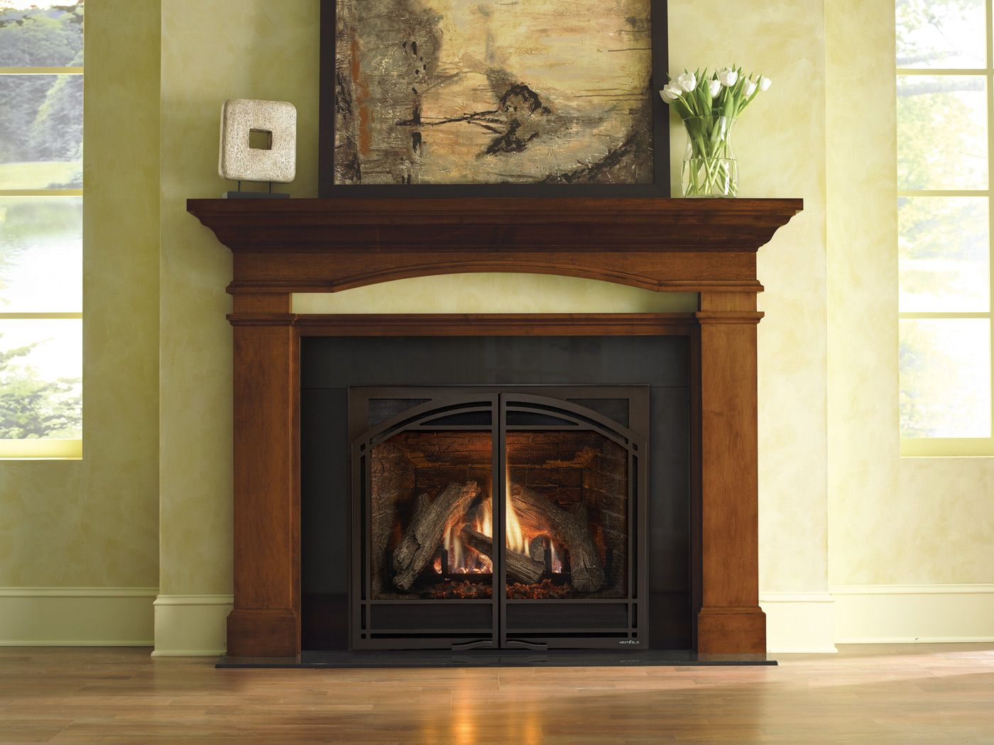 Heat and Glo 6000 Series Gas Fireplace  Acts of Kindness  Pinterest  Gas fireplaces and