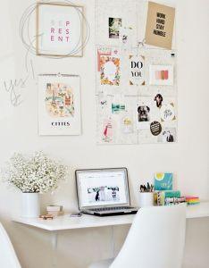 Desk home office apartment house decor interior design decoration also so zen like business officedecor inspiration rh pinterest