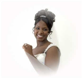 African American Brides African American Wedding Hairstyles