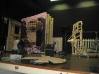 wizard of oz set design - Google Search | wizard of oz ...