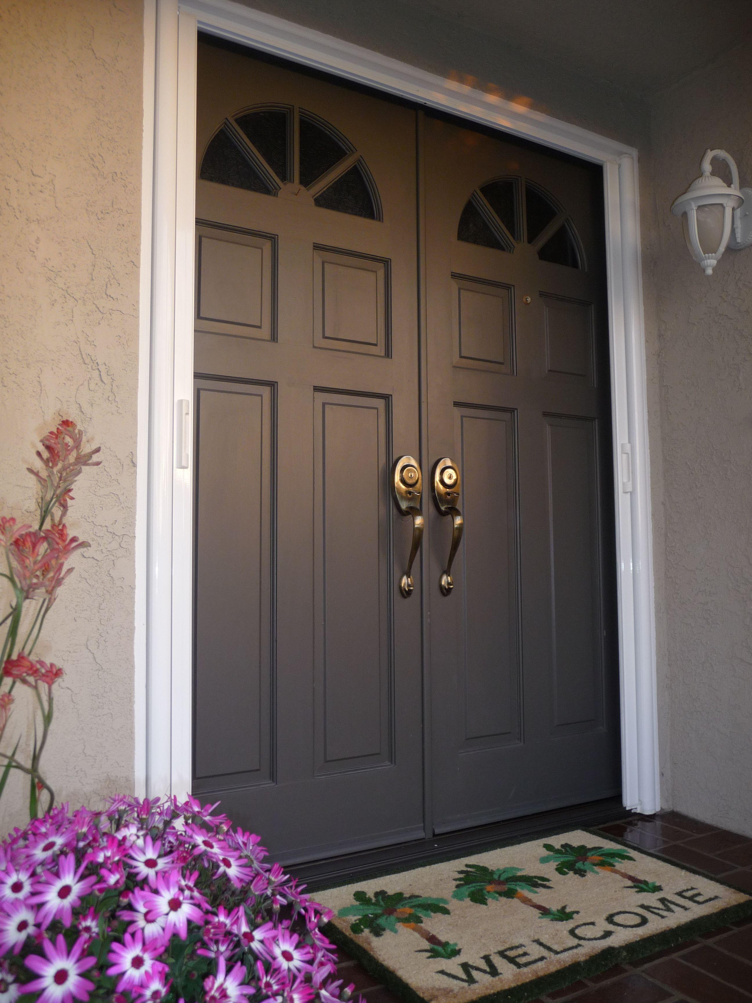 Double Exterior Doors Exterior Doors Luxury With Regard To