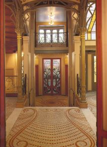 Hotel Tassel De Horta Art Nouveau Deco