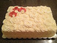 Wedding Shower Sheet Cakes Design ...