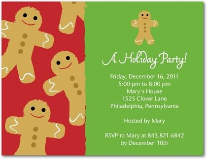 Cookie Swap Party Invitation Wording | Dulahotw.co