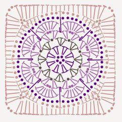 Crochet Granny Square Diagram Dpdt Rocker Switch Wiring Http Frywolnagaleria Blogspot 2015 03 Tutorial
