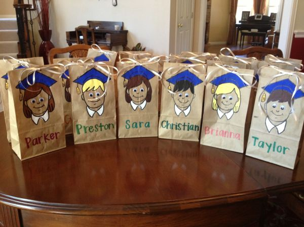20 Elementary School Graduation Party Ideas Pictures And Ideas On