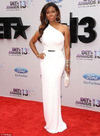 kenya moore red carpet dresses - Google Search   All White ...