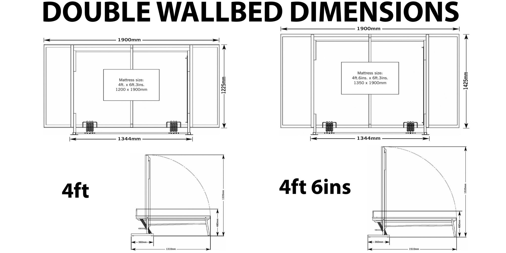 Wall Bed Wall Beds Wall Beds Uk Pull Down Bed Fold