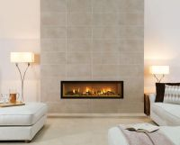 Studio Edge Gas Fires - Gazco Built In Fires, Contemporary ...