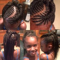 Black kids braids, #braids #kids #kidshair #teamnatural # ...