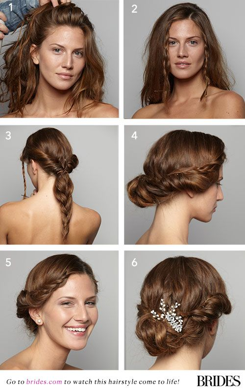 Wedding Hairstyle 101 A Braided Updo Updo Wedding! And Gorgeous!!