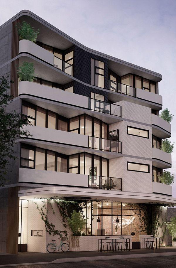 Kestie Lane Studio Morton Avenue Ave Apts