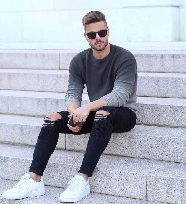 Men Fashion Style Swag