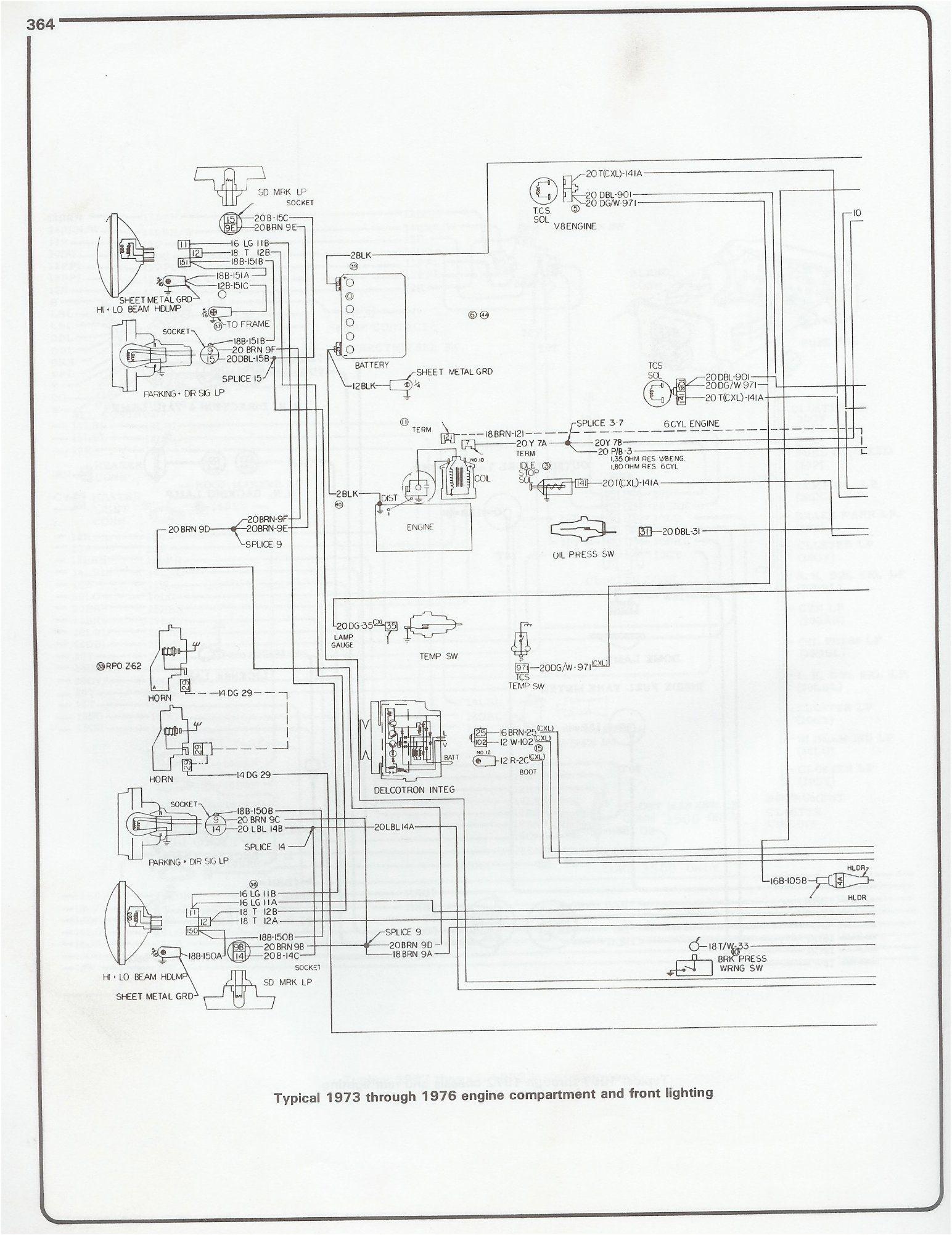 64 chevy pickup wiring diagram