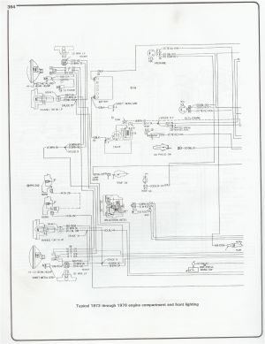 Wiring Diagram 1973  1976 Chevy Pickup #Chevy #Wiring #