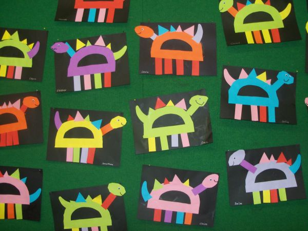Letter Crafts Ideas