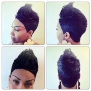 27 piece hairstyles mohawk fade