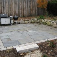 25 Great Stone Patio Ideas for Your Home | Dry stone ...
