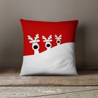 Christmas Decorations Decorative Pillows by wfrancisdesign ...