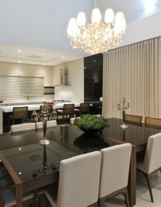 Innovative modern big dining room design decorating ideas interior also rh pinterest