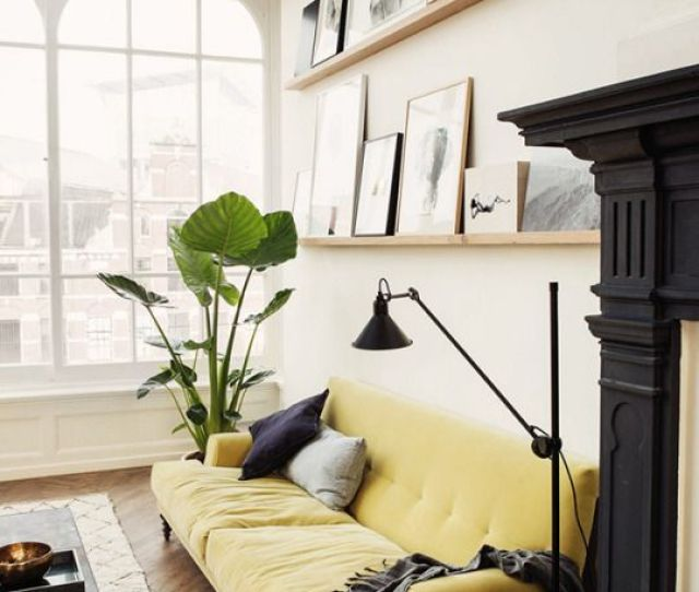 Inspiring Yellow Sofas To Perfect Living Room Color Schemes