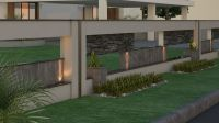 indian house front boundary wall designs - Google Search ...