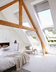 Jurnal de design interior amenaj ri interioare alb imaculat intr un dormitor  also rh za pinterest