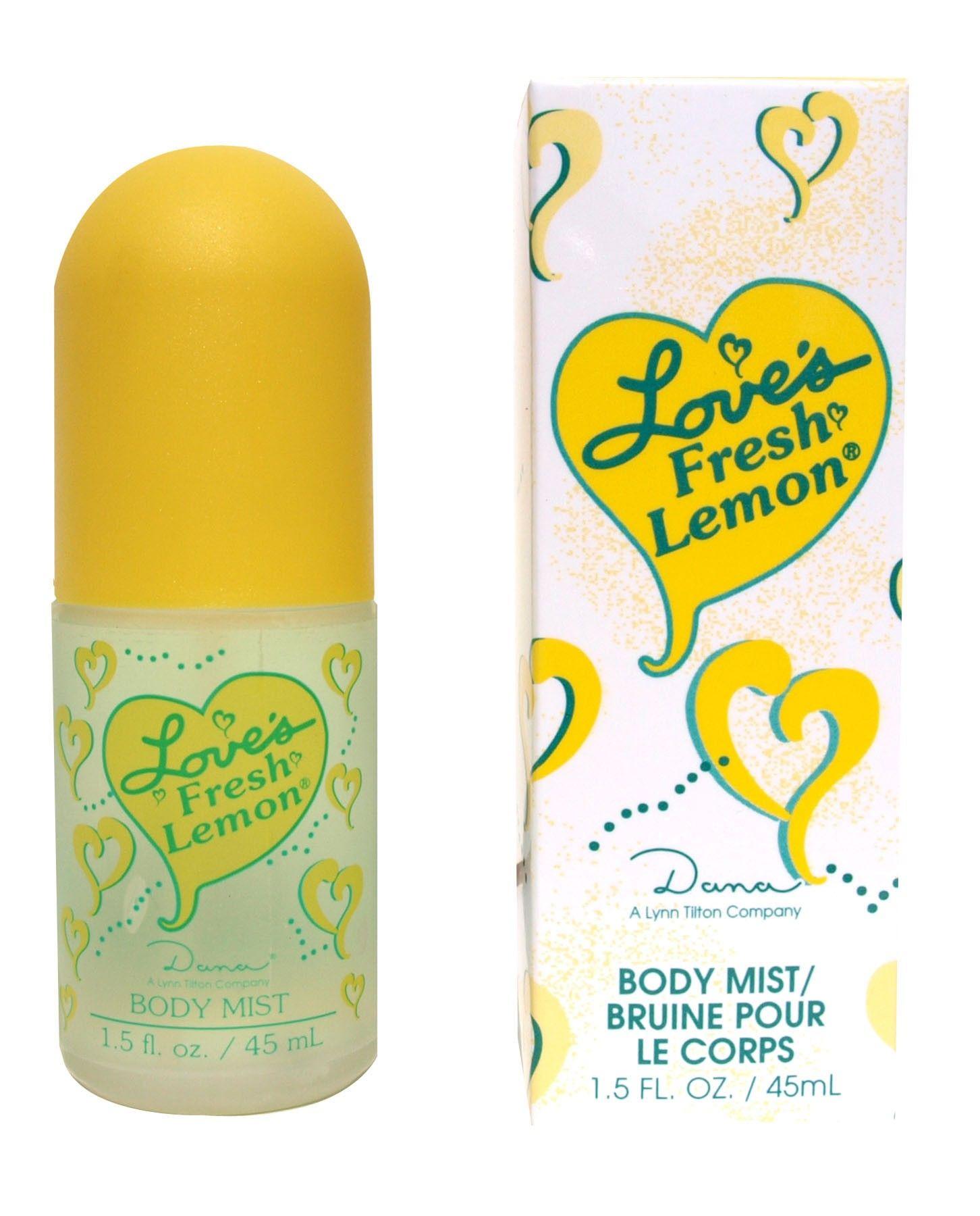 Loves Fresh Lemon Dana