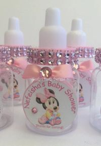 Minnie Mouse Favor Baby Shower Favor Baby by ...