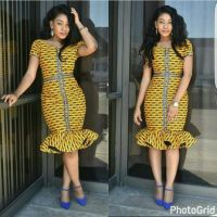 Ankara Style 2017: Latest and Modern Gowns, Tops, Dresses ...
