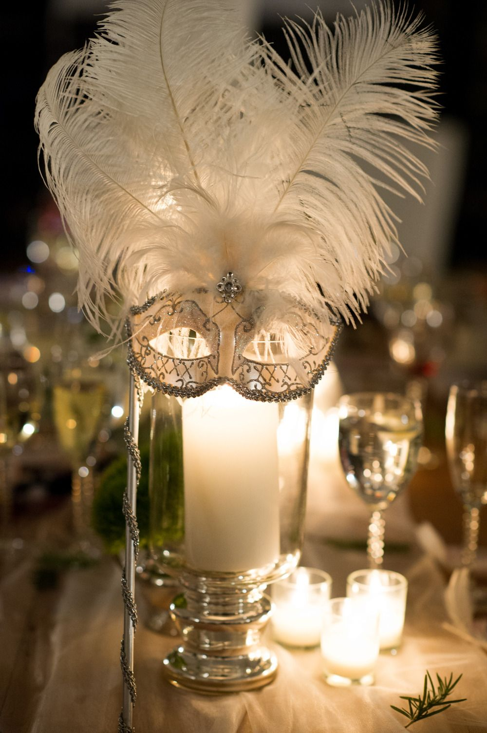 Masquerade Ball Decorations on Pinterest  Masquerade Decorations Masquerade Party Decorations