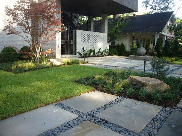 Trend Modern Landscaping Ideas 23 Front Yard Modern Landscaping