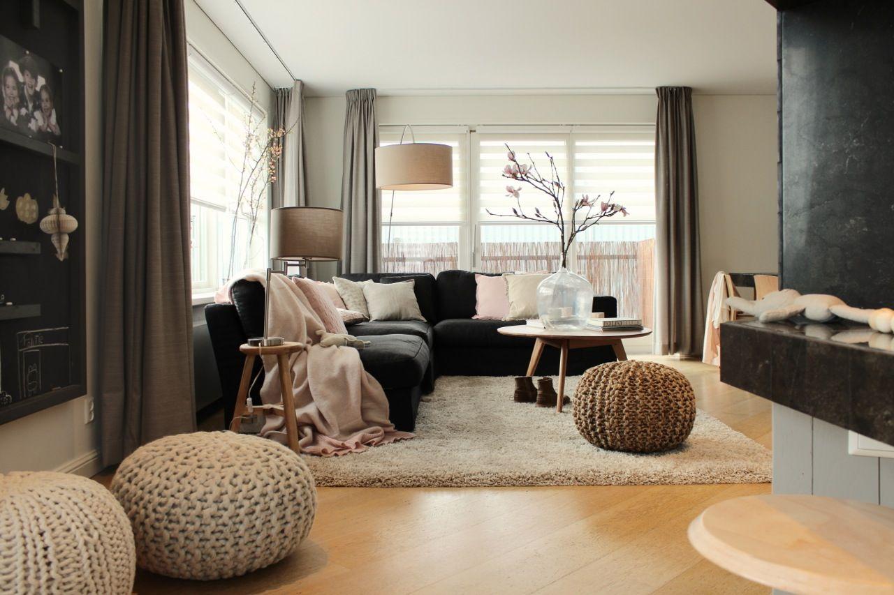 Woonkamer  Living  Ontwerp  Design Marijke Schipper