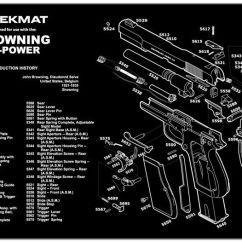 Browning Hi Power Parts Diagram 2007 F150 5 4 Wiring Disassembly Guide - Google Search | Firearms Pinterest And Guns