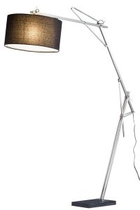 Suffolk Arc Floor Lamp - Floor Lamp - Modern Floor Lamp ...