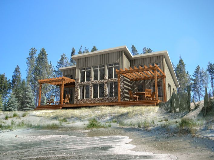 Petit Soleil Model By Beaver Homes And Cottages Includes Virtual