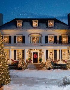 We will put  lot of christmas lights on our house and when  say also rh pinterest