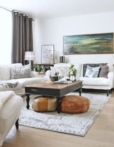 Room also tour an industrial farmhouse style home in iceland interior rh za pinterest