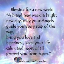 Have A Good Week Quotes Year Of Clean Water