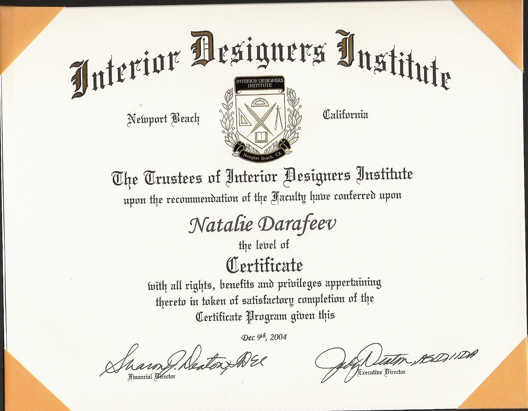 What To Do With An Interior Design Degree - Interior design schools in nc