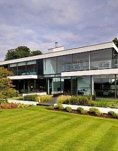 Modern country house by gregory phillips architects also design maison rh za pinterest