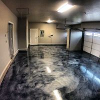 Cool Epoxy Grey Paint Ideas For Garage Floors   Shop ideas ...