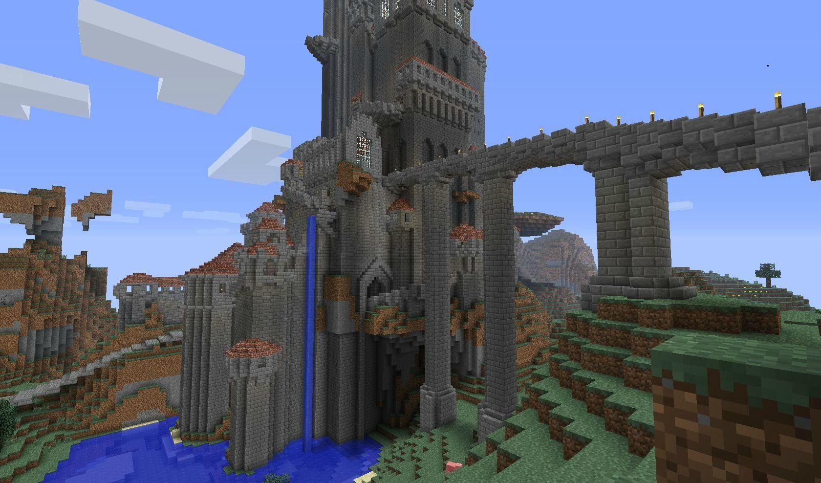 Castle Interior Design Minecraft