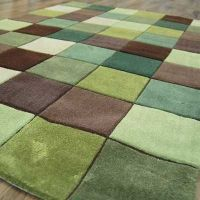 Minecraft Rug | HM Around the House | Pinterest ...