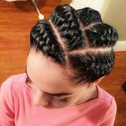 #4. braids fleek